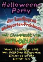 Sunshineparty Dierbach am 29.10.2005