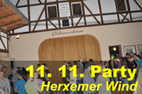 11. 11. Party Herxemer Wind
