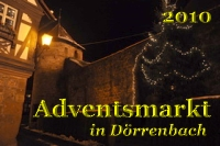 Adventsmarkt in Dörrenbach