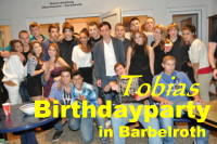 18er Birthdayparty von Tobias