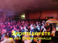 Dierbacher Sportlerfete