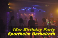 BirthdayParty Barbelroth