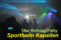 BirthdayParty Kapellen