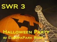SWR 3 Halloween Party im Europapark Rust