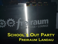 School´s Out Party im Freiraum Landau