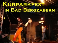 Kurparkfest in Bad Bergzabern