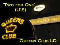 TWO for ONE - Party im Queens Club Landau