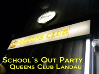 School´s Out Party im Queens Club Landau